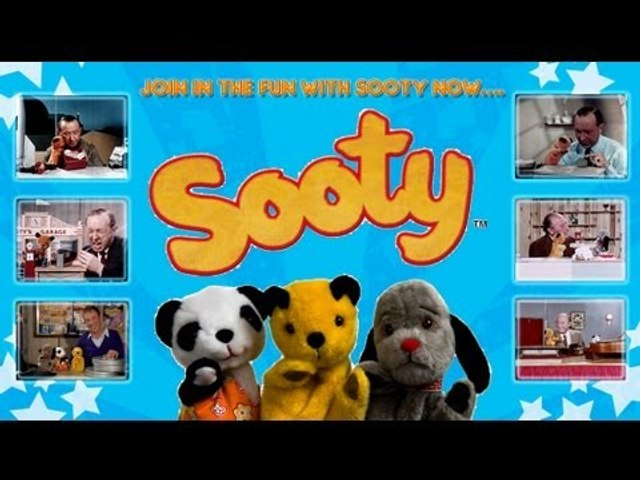 Join in the fun with Sooty, Sweep & Soo