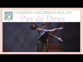 Pas De Deux demo | LCB: Ballet Shoes 2001