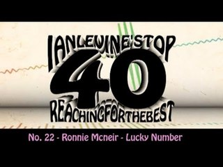 Ian Levine's Top 40 No. 22 - Ronnie McNeir - Lucky Number