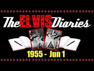 The Elvis Diaries - 1955 - June 1