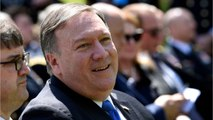Pompeo Introduces Himself To U.S. Diplomats At State Department
