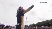 Formule E - e-Prix de Paris : Le dernier tour de la victoire de Jean-Éric Vergne
