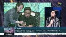 Líderes de las dos Coreas acuerdan cesar las hostilidades