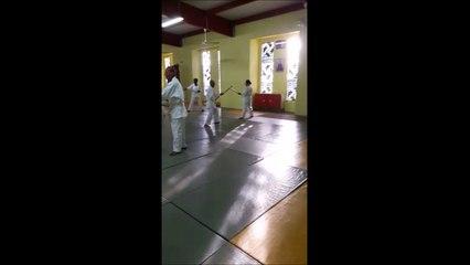 Cours d'Aïkido pour les seniors - AÏKI-JINJA Lamentin