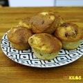 Spécial petit-déjeuner : des muffins choco-banane !!!LA recette exclusive sur