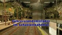 Führerstandsmitfahrt im Schattenbahnhof Spur 1 Modellbahn - Ein Video von Pennula zum Thema Eisenbahn-Schauanlagen und Modellbau sowie Modelleisenbahnen