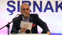 Bakan Fakıbaba: ''Amacımız, kırsalda istihdamı sağlamak insanların kırsalı terk etmelerini önlemektir'' - ŞIRNAK