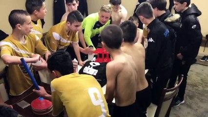 victoire contre bergerac 2 en interdistrict 3-1