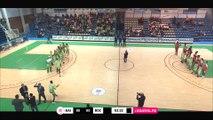 LFB 17/18 - Playdowns J2 : Hainaut Basket - Roche Vendée