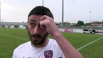 """Florian Michel (FCBJ) après Ytrac Foot: """"On s'est rendu le match facile"""""""