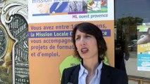 Claude Raboulet, Mission Locale Ouest Provence, responsable du secteur emploi