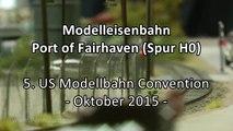 Modelleisenbahn Port of Fairhaven Spur H0 - Ein Video von Pennula zum Thema Eisenbahn-Schauanlagen und Modellbau sowie Modelleisenbahnen