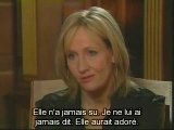 J.K. Rowling et la sclérose en plaques