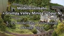 Modelleisenbahn Grumpy Valley Mining Spur N - Ein Video von Pennula zum Thema Eisenbahn-Schauanlagen und Modellbau sowie Modelleisenbahnen