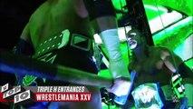 Triple H s grandest WrestleMania entrances: WWE Top 10