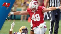 Buccaneers select Jack Cichy No. 202 in the 2018 NFL Draft