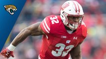 Jaguars select Leon Jacobs No. 230 in the 2018 NFL Draft
