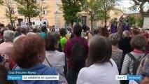 200 personnes manifestent à Gap en soutien aux jeunes migrants