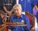 Fokus Hari Ini 8 Malam: 12 ahli MCA dipecat & Tindakan tegas ahli UMNO khianat