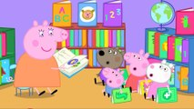 Peppa Pig English Episodes - Super Hero Pedro! - 1 HOUR - Cartoons for Children #158