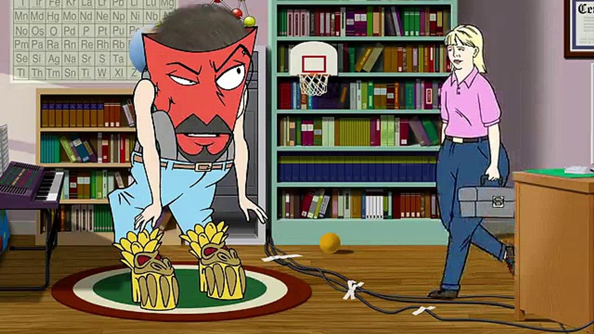 Aqua Teen Hunger Force S06e08 Fry Legs Video Dailymotion