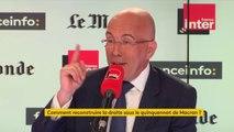 """Eric Ciotti : """"Quelque part, François Hollande a raison quand il dit qu'Emmanuel Macron est le président des très riches"""""""