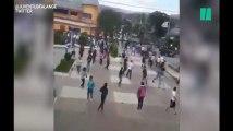 """Une marche """"pour la paix et la justice"""" au Nicaragua après des manifestations meurtrières"""