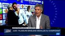 Plusieurs Israéliens médaillés aux Championnats d'Europe de judo : décryptage de Jean-Philippe Lustyk