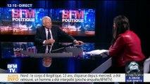 """""""Emmanuel Macron, très habilement, a joué le système politique américain (…) mais est-ce que tout ça est utile compte tenu de la séquence qui va s'ouvrir?"""", Dominique de Villepin"""