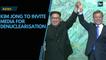 Kim Jong Un will allow media at denuclearisation