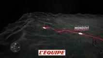 Le profil de la 18e étape (Abbiategrasso - Prato Nevoso) - Cyclisme - Giro