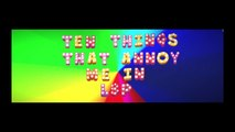 LittleBigPlanet™3* 10 Things That Annoy Me in LBP