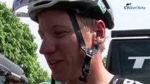 """Tour de Romandie 2018 - Pascal Ackermann, le """"sprint parfait"""" sur la 5e et dernière étape du Romandie"""