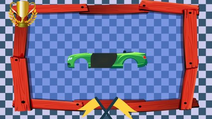 Крутые гонки - Новый мультик для малышей про машинки