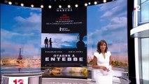 """Cinéma : """"Otages à Entebbe"""" raconte la prise d'otages israéliens de 1976"""