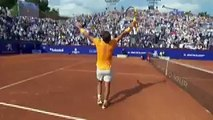 Nadal captures 11th Barcelona Open title Rafael Nadal continued his dominance on clay with a 6-2, 6-1 win over 19-year-old Greek Stefanos Tsitsipas on Sunday to win his 11th Barcelona Open title.
