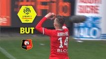 But Benjamin BOURIGEAUD (47ème) / Stade Rennais FC - Toulouse FC - (2-1) - (SRFC-TFC) / 2017-18