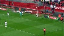 Rennes 2-1 Toulouse les bus et résumé  BUT Benjamin Bourigeaud