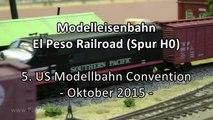 Modelleisenbahn El Peso Railroad Spur H0 - Ein Video von Pennula zum Thema Eisenbahn-Schauanlagen und Modellbau sowie Modelleisenbahnen