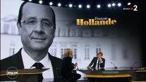 20h30 Le Dimanche : Claire Chazal aime l'humanité et l'humour de François Hollande