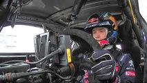 VÍDEO: Una vuelta en el Peugeot 208 WRX de Rallycross