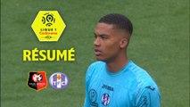 Stade Rennais FC - Toulouse FC (2-1)  - Résumé - (SRFC-TFC) / 2017-18