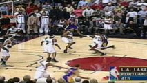 2002 NBA Playoffs: Kobe Bryant Sets Up Robert Horry For Game-Winning Basket
