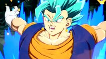 Dragon Ball FighterZ - Bande-annonce Vegeto Blue