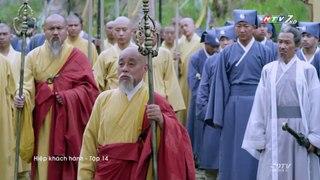 Hiep Khach Hanh Tap 14 Long Tieng HTV7 Phim Moi Hay