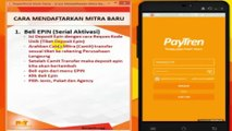 Cara Daftar Paytren - Cara Gabung Paytren 2018 - Cara Dapat Kode Aktivasi Paytren 2018