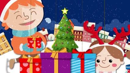 Snowflakes Little - Jingle Bells Song for Kids & Nursery Rhymes - KidsMegaSongs
