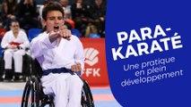 [Reportage] Para-Karaté - Une pratique en plein développement
