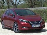 Essai Nissan Leaf 40 kWh 150 ch Tekna 2018