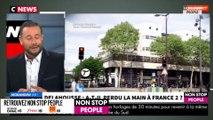 """Morandini Live – Laurent Delahousse : """"19h le dimanche"""" arrêté, quel est son avenir? (vidéo)"""
